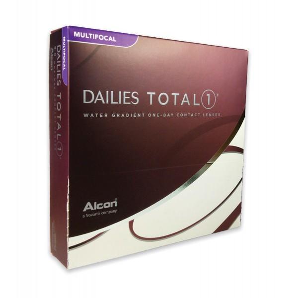 Lentilles de contact progressives journalières DAILIES TOTAL 1 MULTIFOCAL -  Boîte de 90 lentilles 5029acec83e4