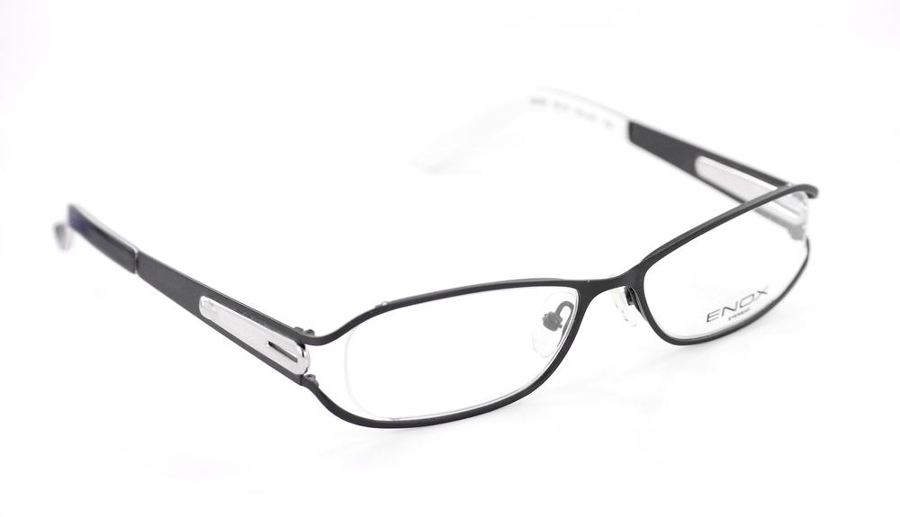 f08be5a399fdc Lunettes de vue Enox MG58 Noir Taille 52 Enox OL5316   Ol Optic ...