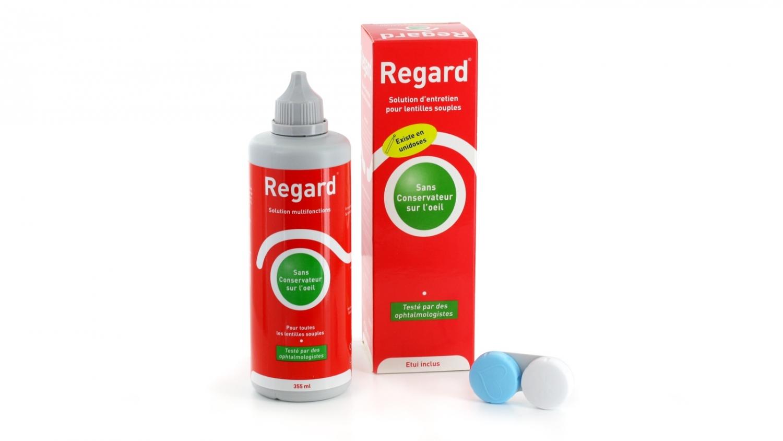 f97967571ee3b0 Produit d entretien lentilles Regard 355 ml Horus Pharma OL5536   Ol ...